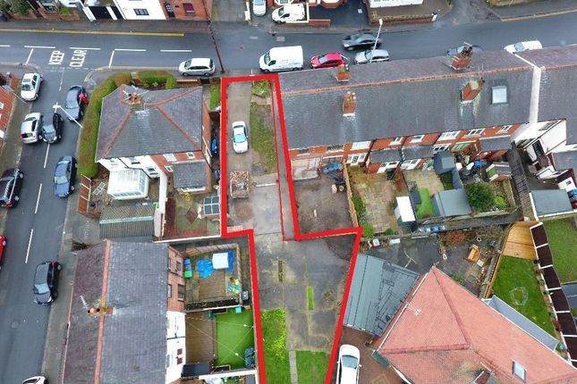 Thumbnail Land for sale in Preston Old Road, Blackpool