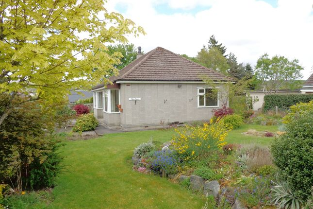 Thumbnail Detached bungalow for sale in The Limes, Woodside Avenue, Grantown On Spey