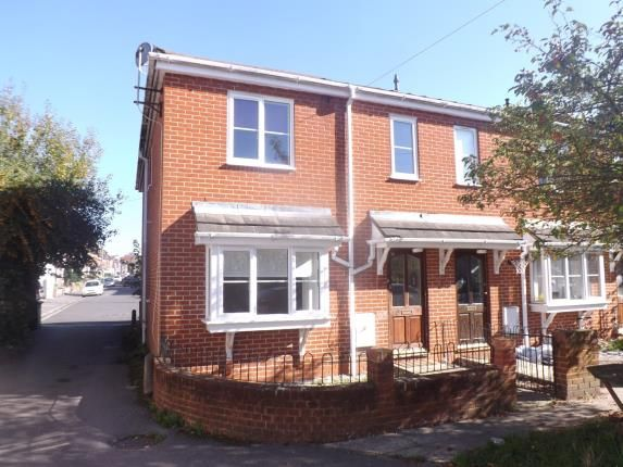 Thumbnail End terrace house for sale in Polygon, Southampton, Hampshire