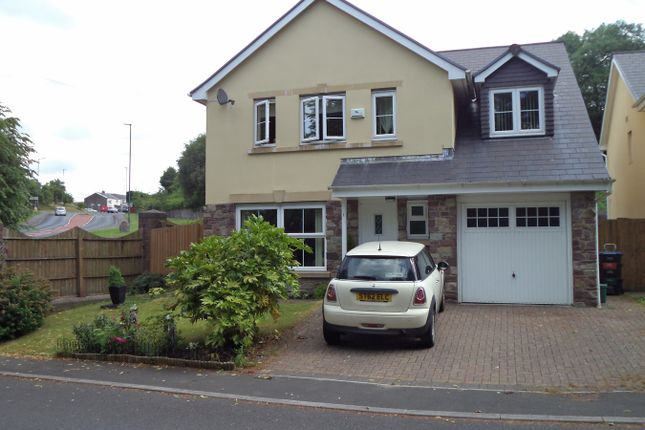 Thumbnail Detached house for sale in Maes Aneurin Bevan, Sirhowy, Tredegar
