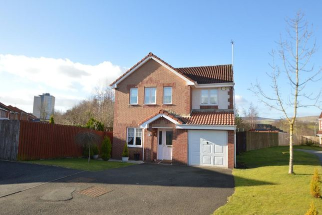 Thumbnail Property for sale in Bernisdale Gardens, Drumchapel