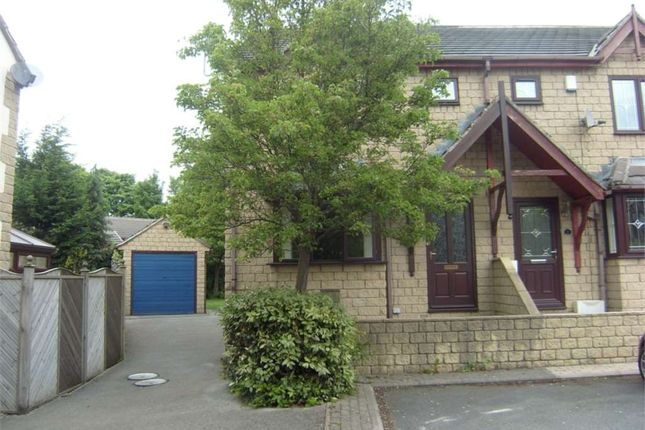 Thumbnail Semi-detached house to rent in Lees House Road, Dewsbury