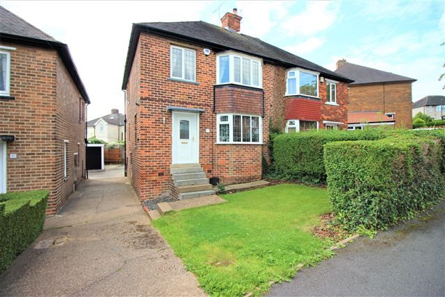 Thumbnail 3 bed semi-detached house to rent in Kirkdale Crescent, Sheffield, Sheffield