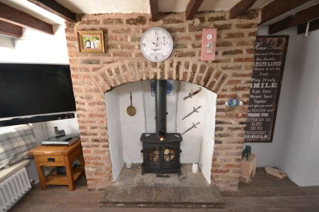 Fire Place of Church Street, St George LL22
