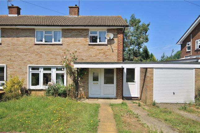 Thumbnail Semi-detached house to rent in Blackwell Avenue, Guildford, Surrey