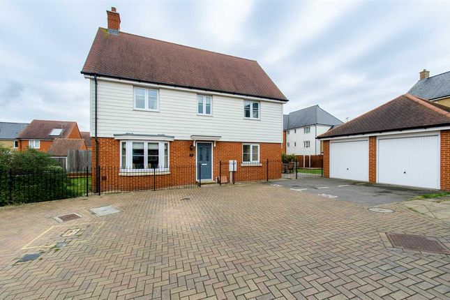 Thumbnail Detached house for sale in Iris Drive, Eden Village, Sittingbourne