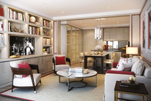 Thumbnail Flat for sale in Legacy Building 1, Embassy Gardens, Nine Elms
