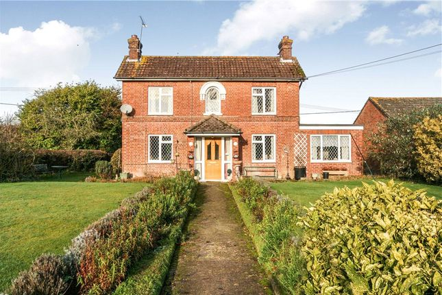 Thumbnail Detached house for sale in Carters Clay, Lockerley, Romsey, Hampshire