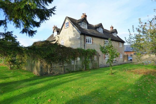 Thumbnail Detached house to rent in Upper Wanborough, Swindon