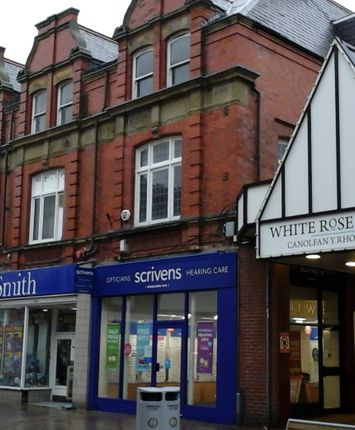 Thumbnail Commercial property for sale in High Street, Rhyl, Clwyd
