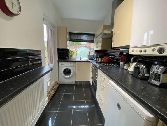 Kitchen of Wellington Street, Chorley, Lancashire PR7