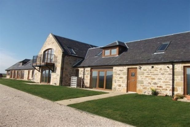 Thumbnail Barn conversion to rent in Linkwood Farm Cottages, Elgin