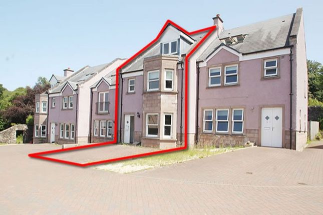 Thumbnail Town house for sale in 4, Langhouse Mews, Langhouse Road, Inverkip PA160Gg