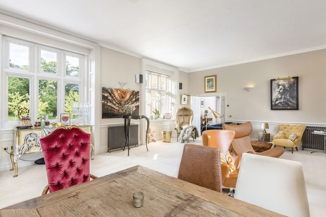 Thumbnail Flat for sale in Goldens Way, Goldings, Hertford