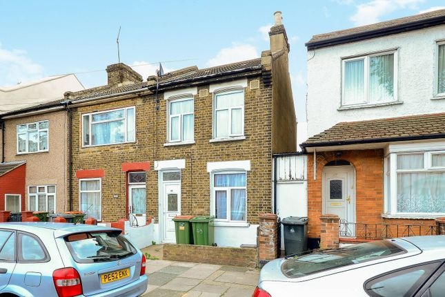 Thumbnail Terraced house to rent in Western Road, Plaistow, London E139Je