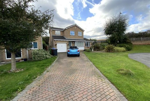 4 bed detached house for sale in Willingham Gardens, Sothall, Sheffield S20
