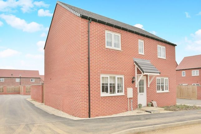 Thumbnail Detached house for sale in Yarrow Road, Bodicote, Banbury