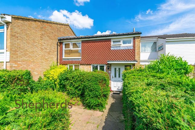 Thumbnail Terraced house for sale in Champions Green, Hoddesdon, Hertfordshire