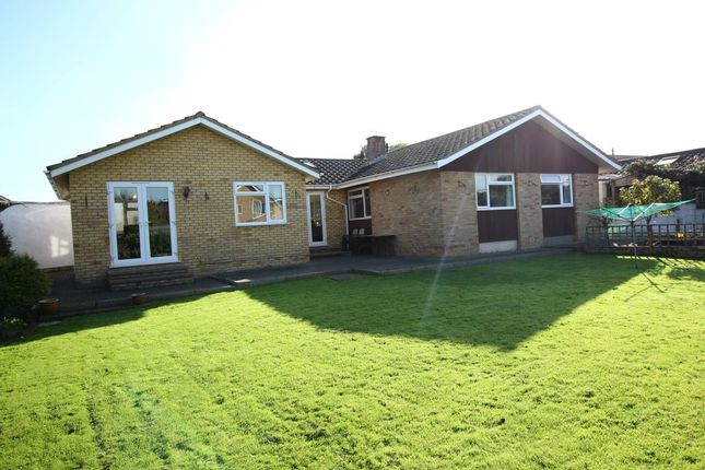 Thumbnail Bungalow for sale in Stoneyfield Close, Easton-In-Gordano, Bristol
