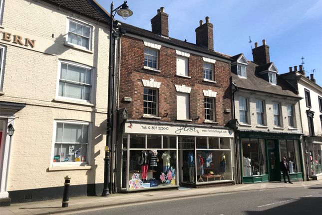 Thumbnail Terraced house for sale in North Street, Horncastle