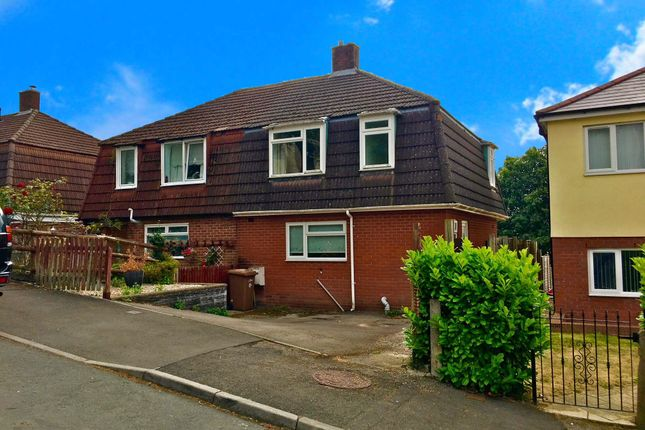 Thumbnail Property to rent in Rectory Road, Bedwas, Caerphilly
