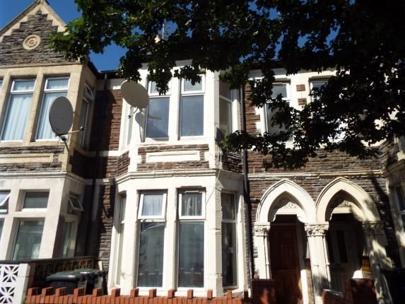 Thumbnail Flat for sale in Corporation Road, Newport, Gwent