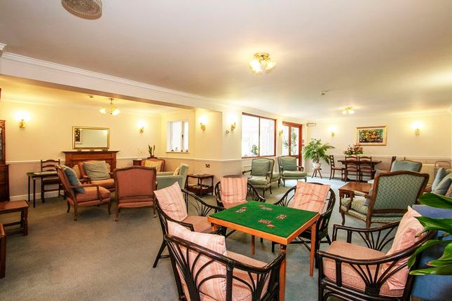 Residents Lounge of Towngate Mews, Christchurch Road, Ringwood BH24