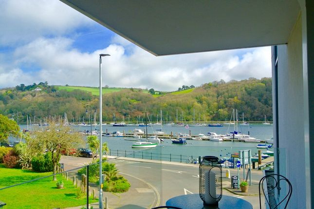 Thumbnail Flat for sale in Apartment 2, Sails, College Way, Dartmouth, Devon
