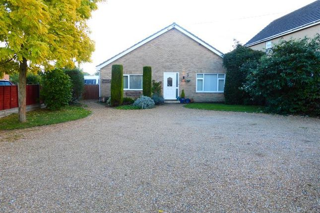 Thumbnail Bungalow to rent in Church Road, West Row, Bury St. Edmunds