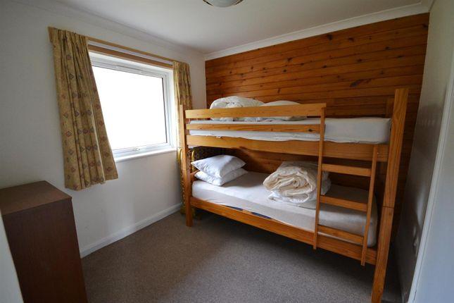 Bedroom Two of Devon Court, Freshwater East, Pembroke SA71