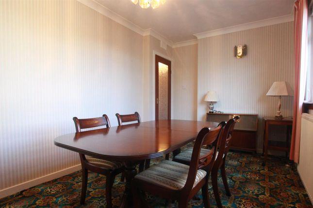 Dining Room of Wordsworth Way, Bothwell, Glasgow G71