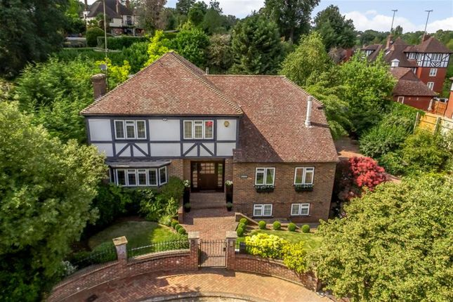 Thumbnail Detached house for sale in Tudor Close, Chislehurst