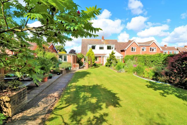 Thumbnail Detached house for sale in Duffield Crescent, Lyng