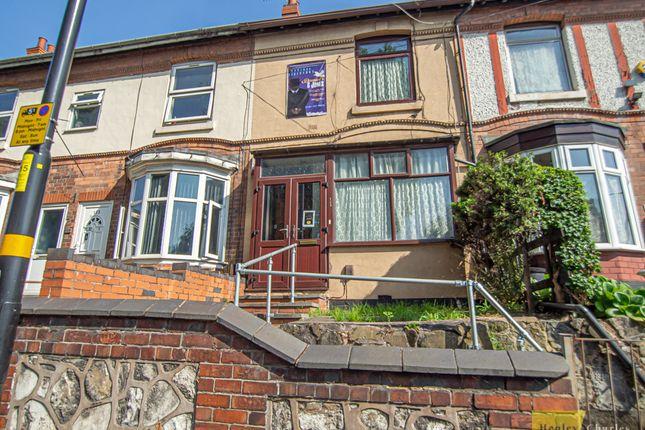 Terraced house for sale in Brookvale Road, Witton, Birmingham
