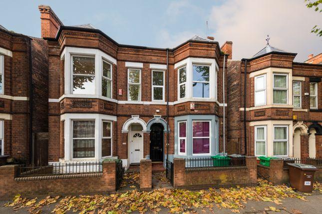 Thumbnail Terraced house to rent in Radford Boulevard, Nottingham