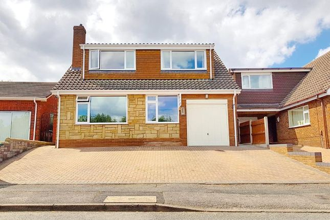 Thumbnail Detached house for sale in Warstone Drive, West Bromwich, West Midlands