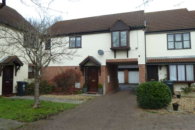 Thumbnail Maisonette for sale in The Glebe, Wrington
