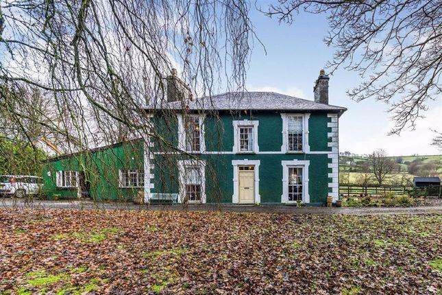 9 bed detached house for sale in Talgarreg, Llandysul, Ceredigion SA44