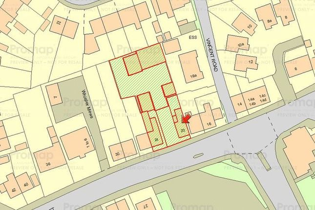 Thumbnail Land for sale in High Street, Leagrave, Luton