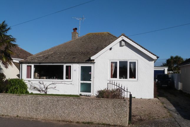 Thumbnail Bungalow for sale in Grove Road, Selsey, Chichester