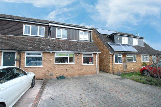 Thumbnail Semi-detached house to rent in Berners Close, Burnham, Slough