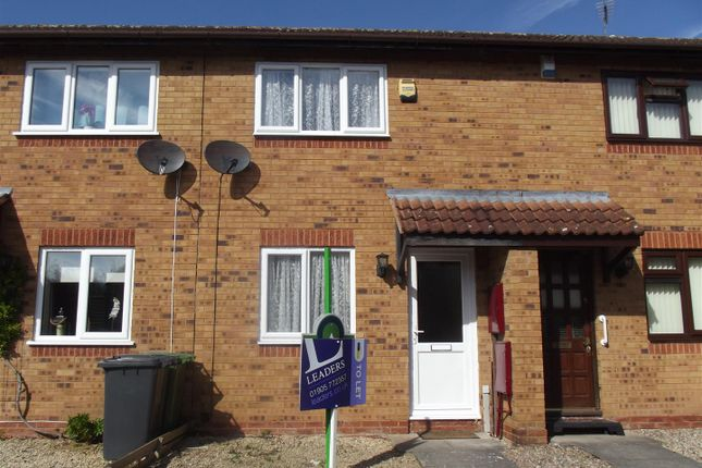 Thumbnail Terraced house to rent in Coppice Way, Droitwich