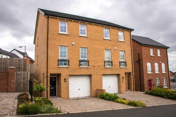 Thumbnail Semi-detached house for sale in Sir Richard Wallace Lane, Lisburn