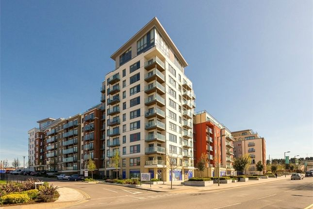 Thumbnail Flat for sale in Sterling Apartments, Beaufort Park, London