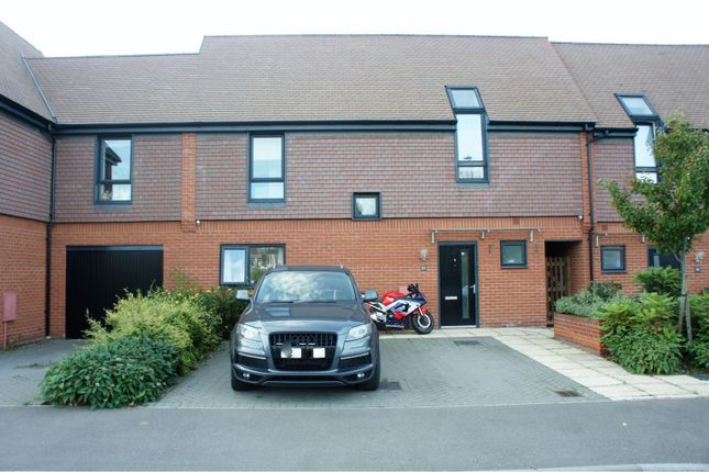 Thumbnail Terraced house for sale in Brassie Wood, Chelmsford
