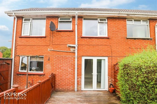 Thumbnail Semi-detached house for sale in Kingsmere Gardens, Londonderry