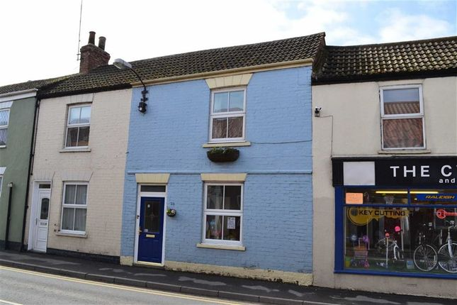 Thumbnail Terraced house to rent in Southgate, Hornsea, East Yorkshire