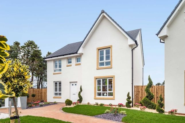 "Thumbnail Detached house for sale in ""Balmoral"" at Frogston Road East, Edinburgh"