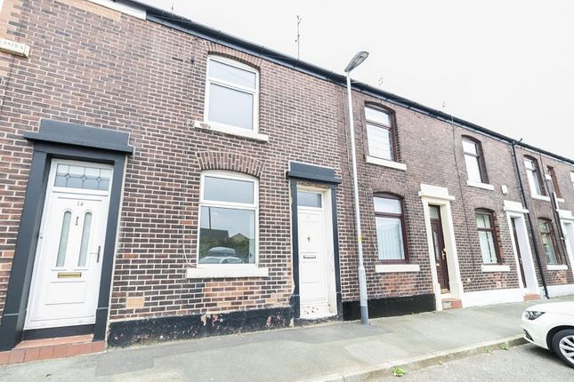 Thumbnail Terraced house to rent in Kenworthy Terrace, Rochdale