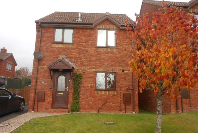 Thumbnail Detached house to rent in Avranches Avenue, Crediton